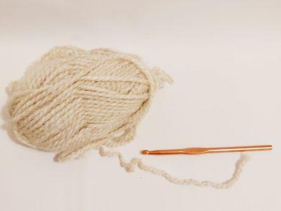 cours initiation crochet matériel
